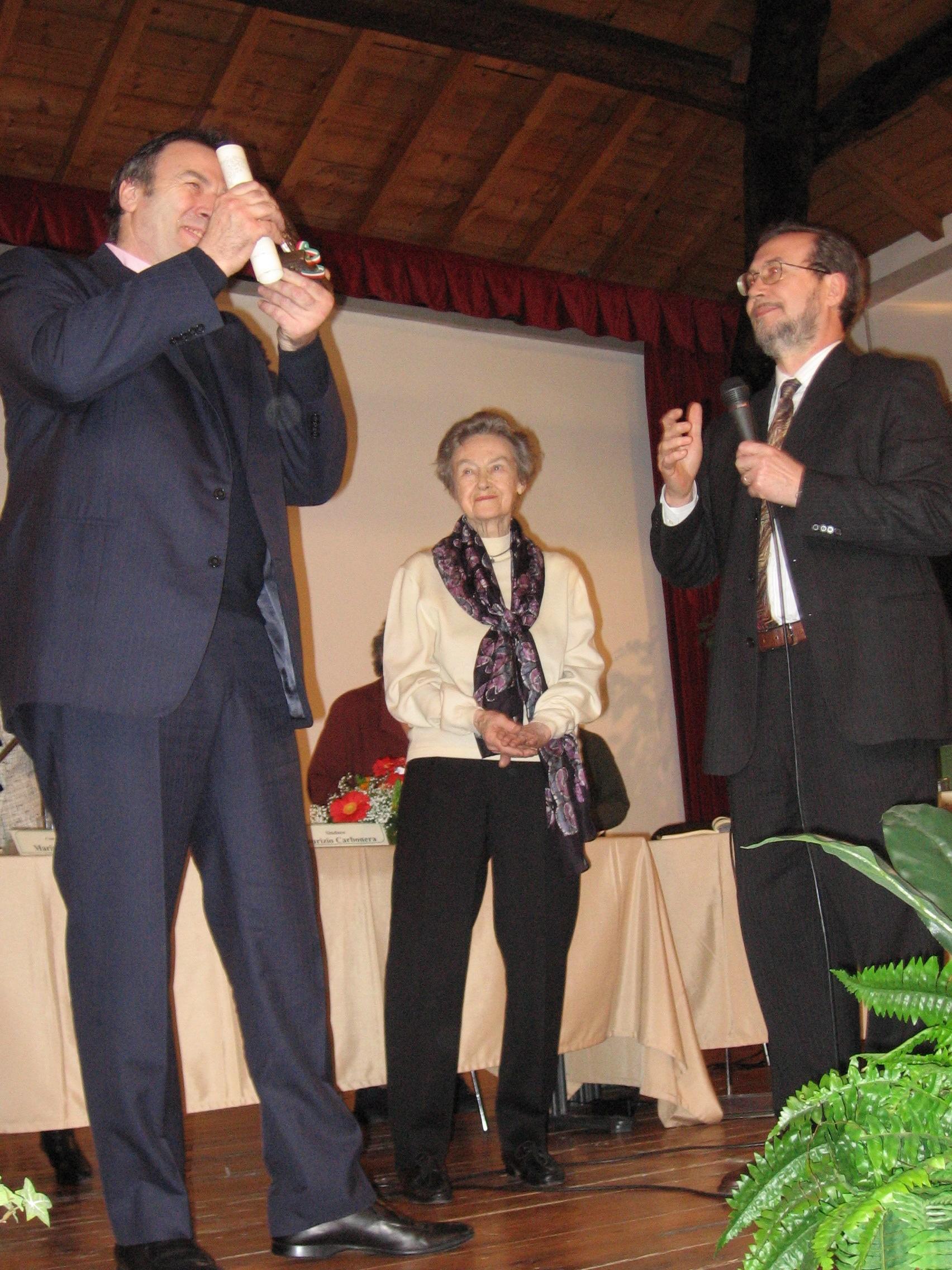 premiazione Buccinasco