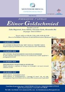Il corso Elinor Goldschmied – Formazione livello 2