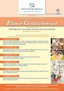 Il corso Elinor Goldschmied – Formazione livello1