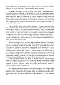 Introduzione. Margherita Salvadori Gruppo Amici di ELinor-3